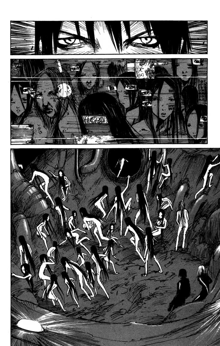 Blame! chapter 36 trang 15