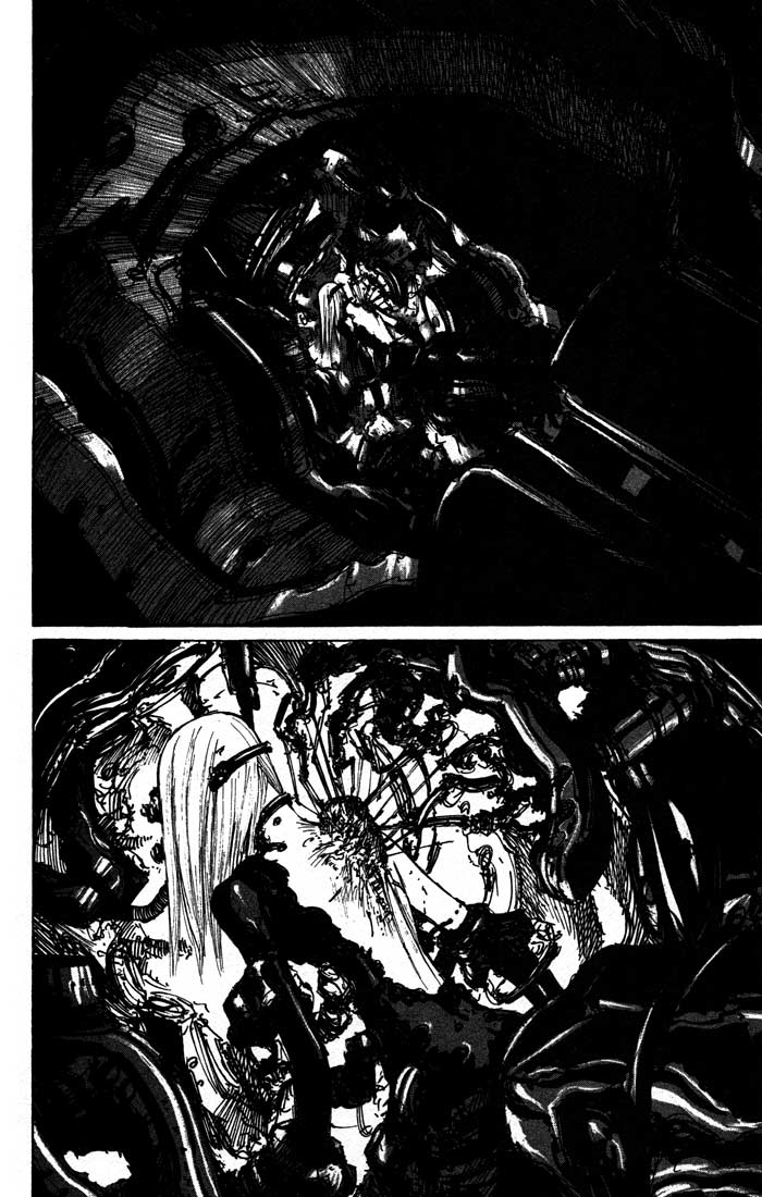 Blame! chapter 40 trang 2
