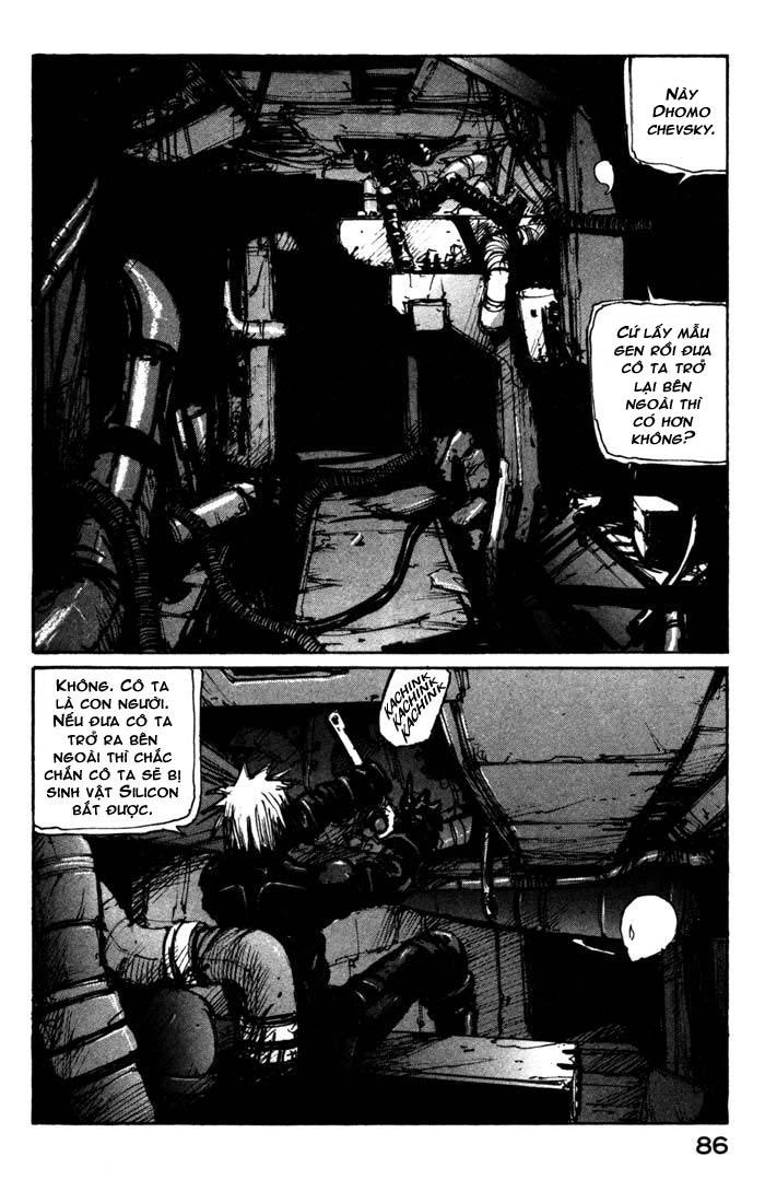 Blame! chapter 40 trang 10