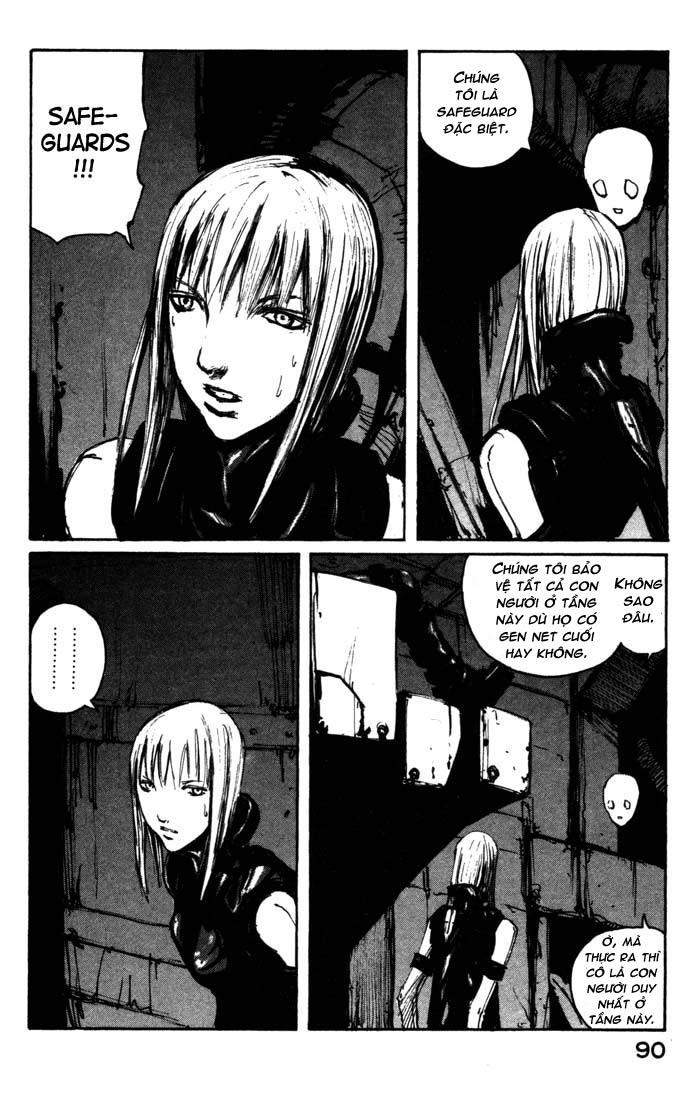 Blame! chapter 40 trang 14