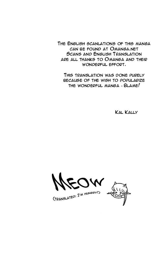 Blame! chapter 40 trang 33