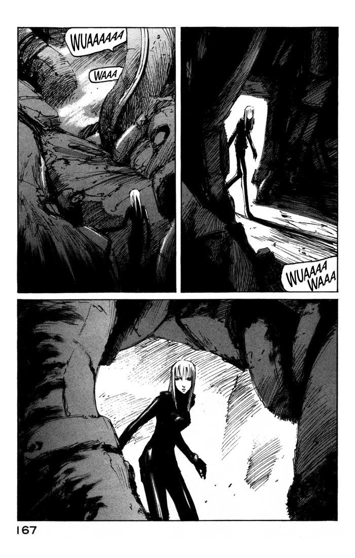 Blame! chapter 36 trang 19