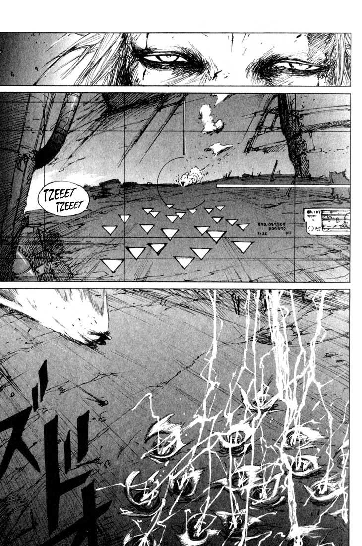 Blame! chapter 38 trang 14