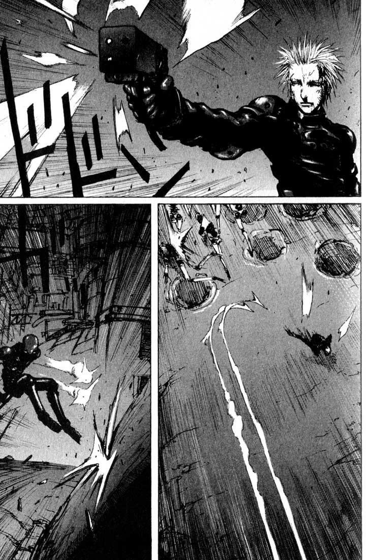 Blame! chapter 38 trang 18
