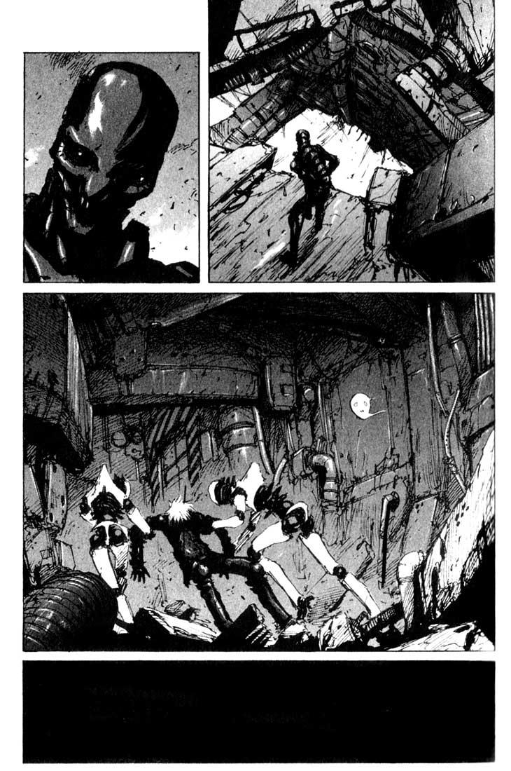 Blame! chapter 38 trang 22