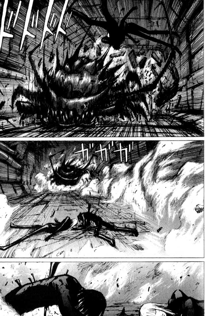 Blame! chapter 38 trang 37