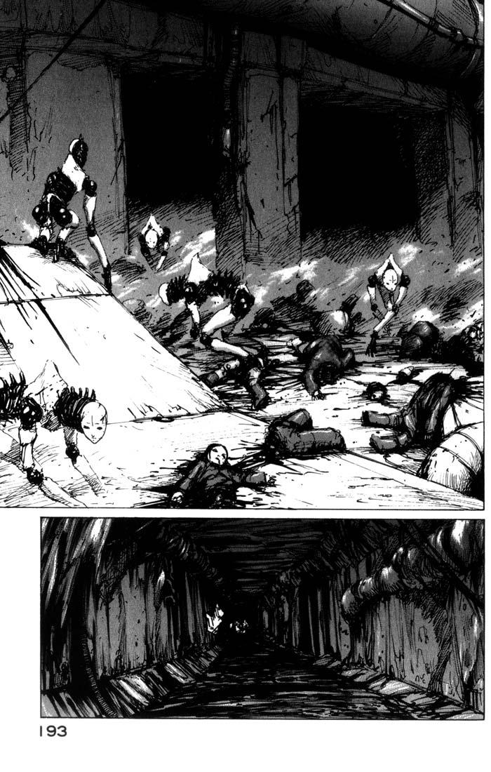 Blame! chapter 30 trang 16