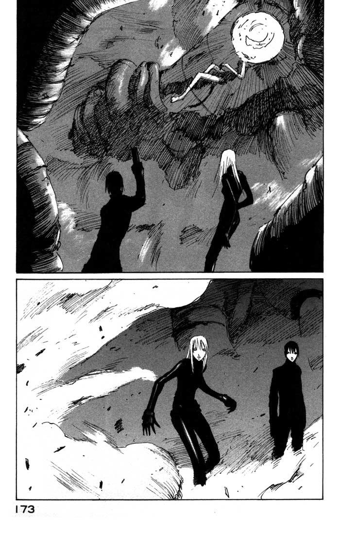 Blame! chapter 36 trang 24