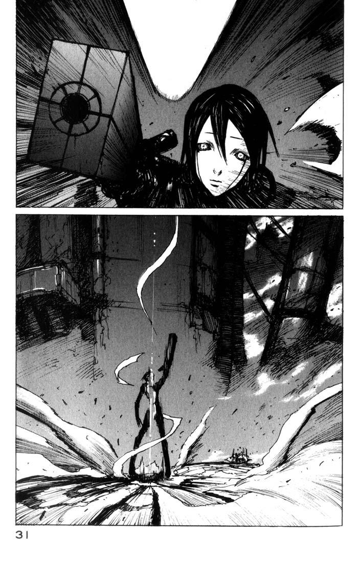Blame! chapter 32 trang 3