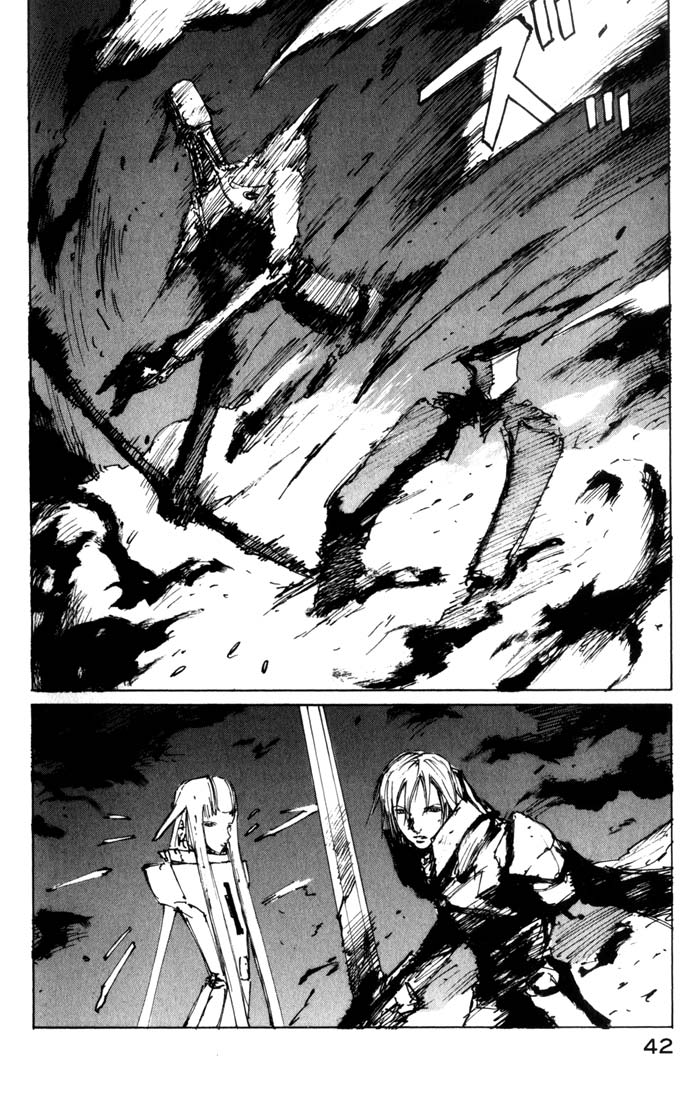 Blame! chapter 32 trang 14