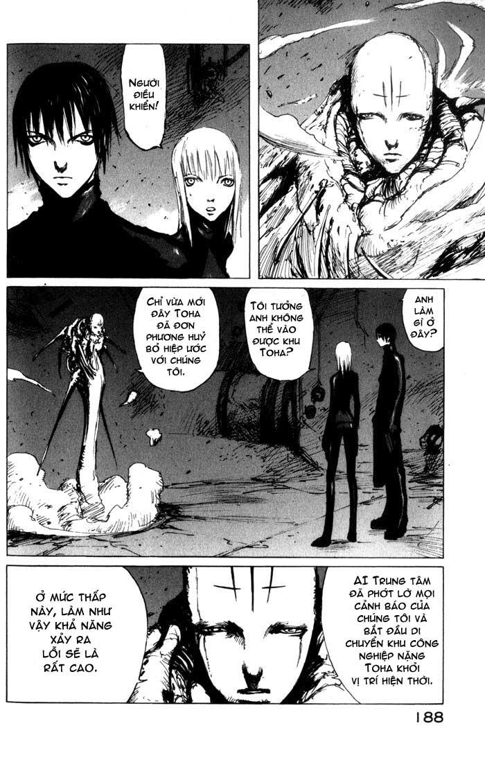 Blame! chapter 30 trang 11