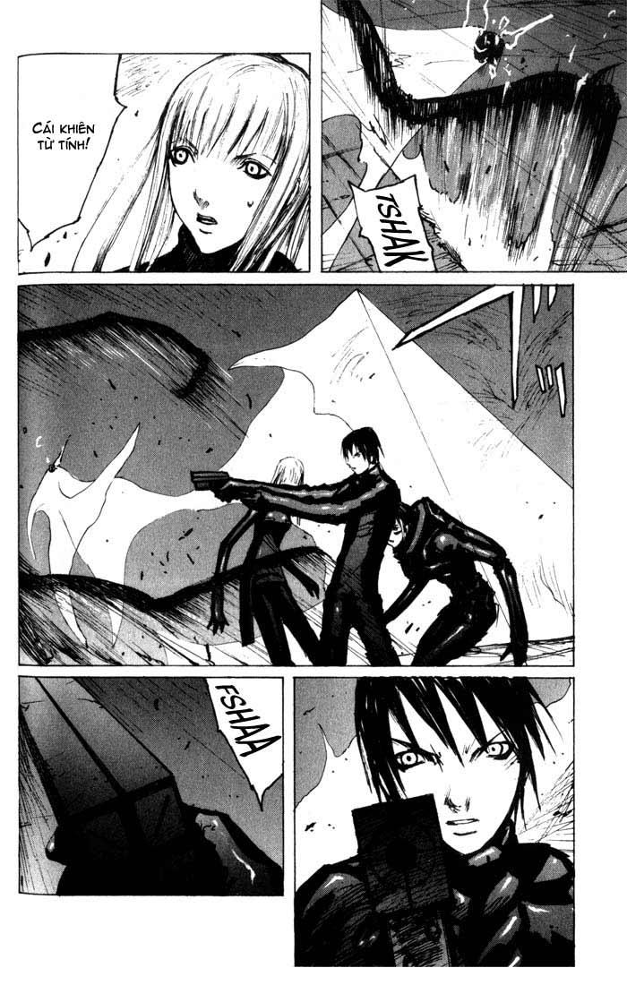 Blame! chapter 27 trang 5