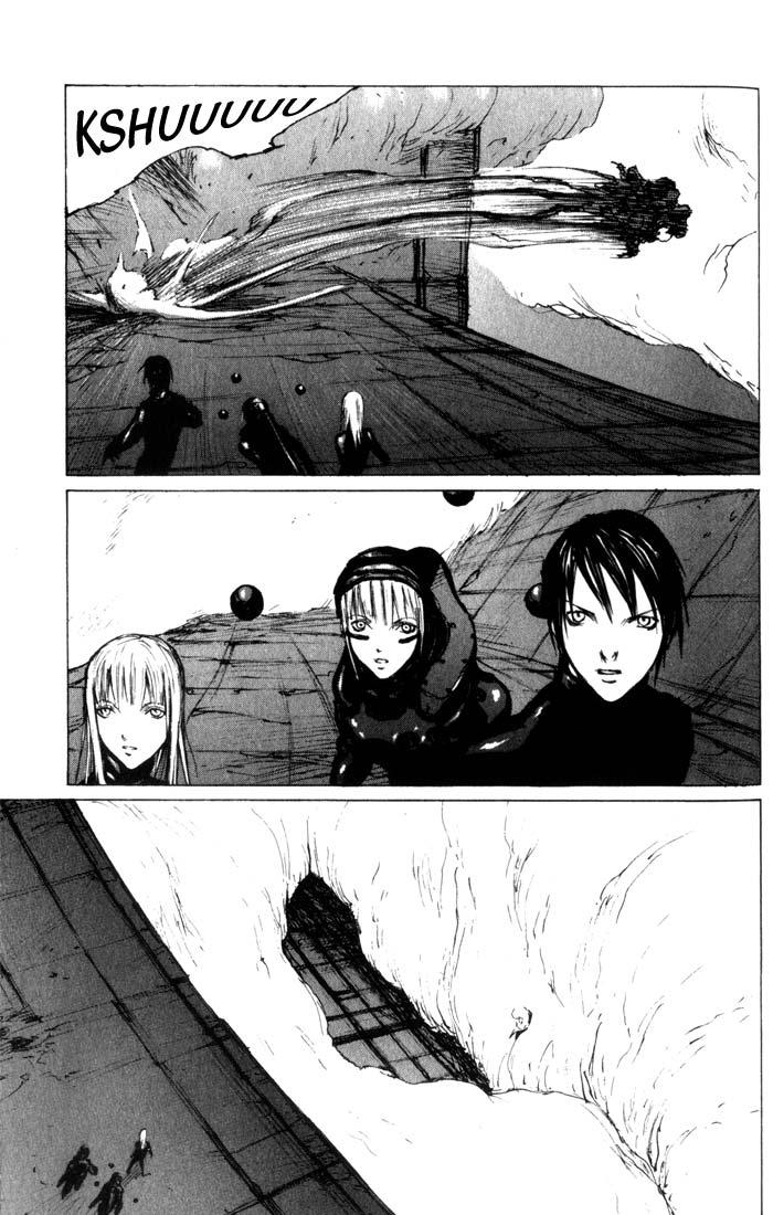Blame! chapter 27 trang 6