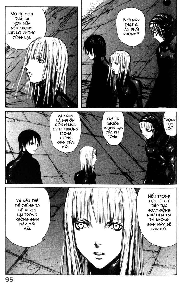 Blame! chapter 27 trang 8
