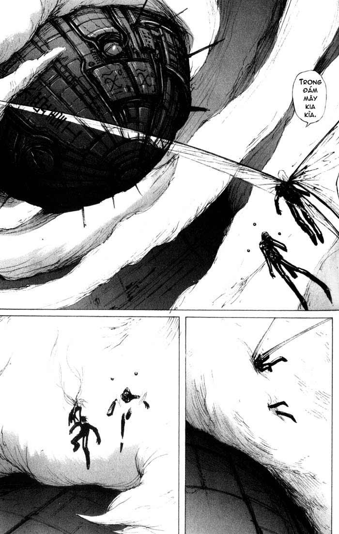 Blame! chapter 27 trang 10