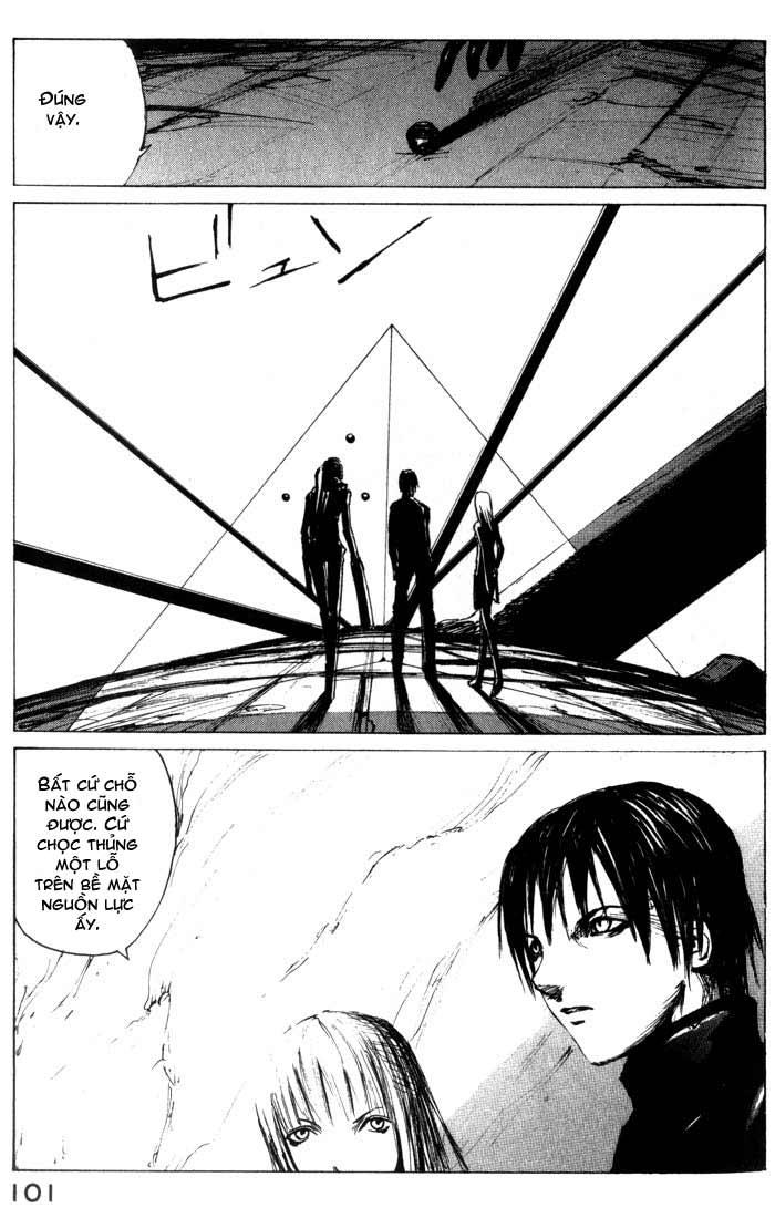Blame! chapter 27 trang 13