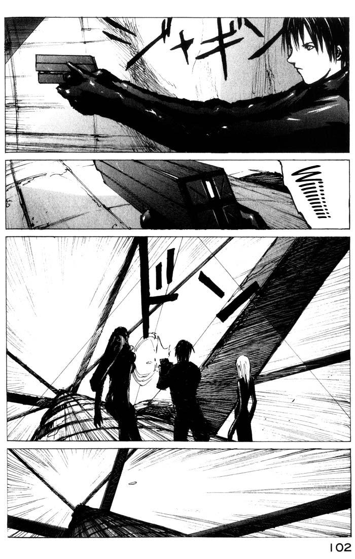 Blame! chapter 27 trang 14