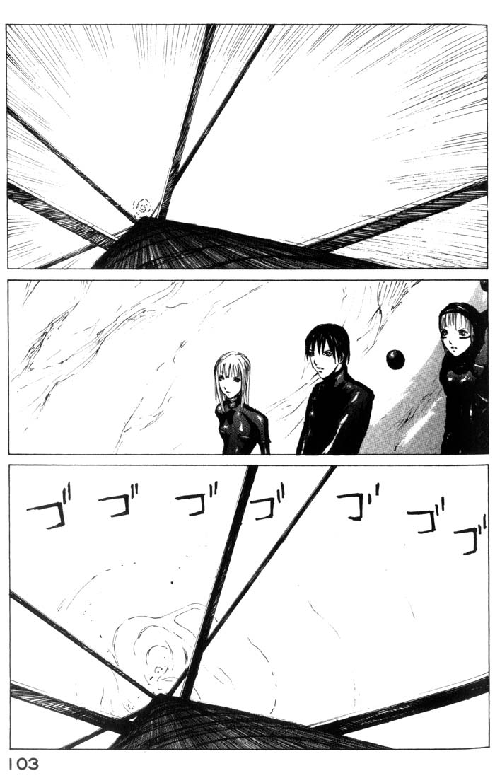 Blame! chapter 27 trang 15