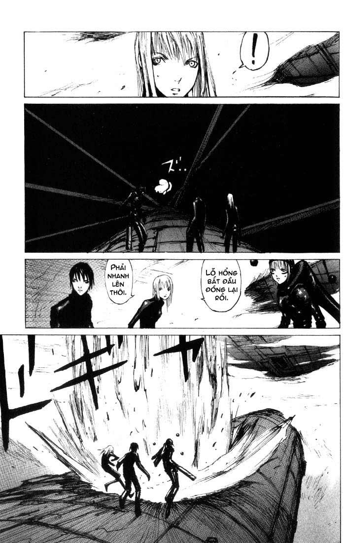 Blame! chapter 27 trang 18