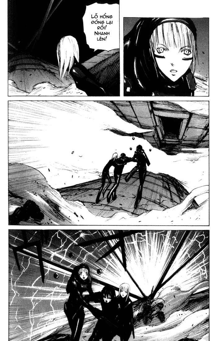 Blame! chapter 27 trang 23