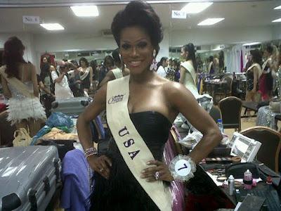 Image result for stasha sanchez Miss International queen