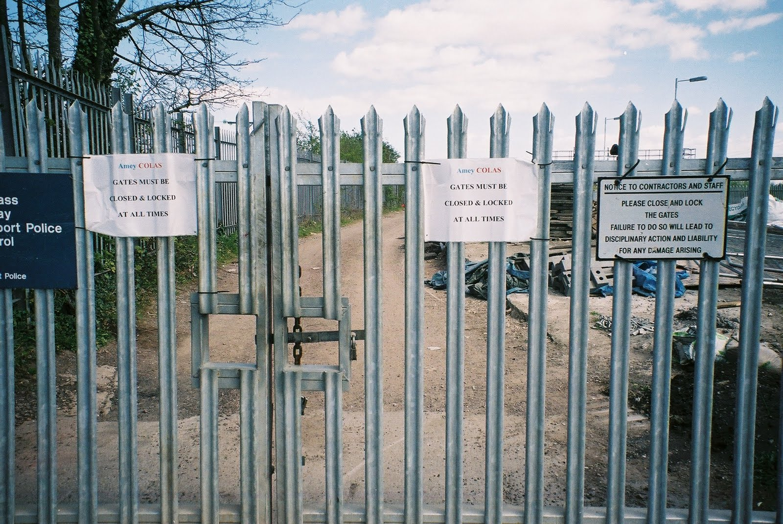 Railway Eye - the railway blog: Pointless signs - Severn ...