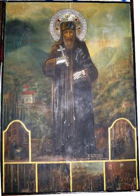 Αποτέλεσμα εικόνας για Όσιος Νικηφόρος ο Χίος