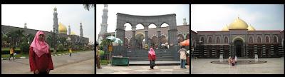 masjid kubah emas sawangan