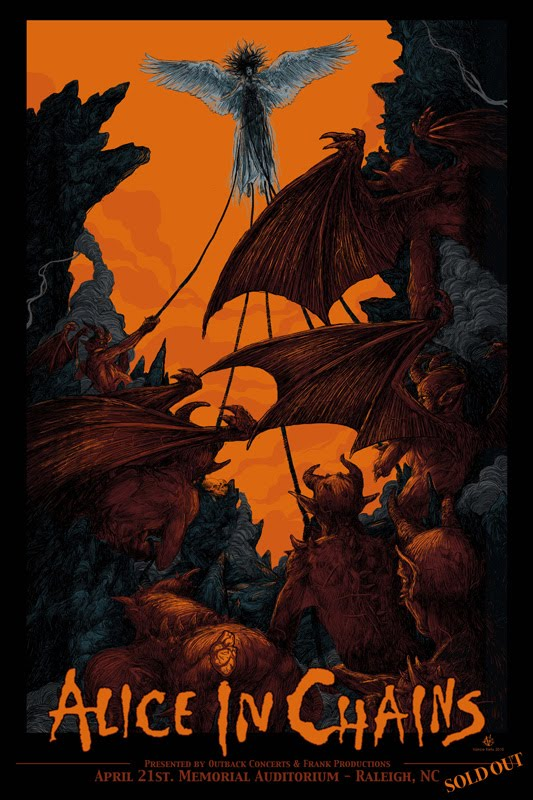 Alice In Chains Art : vance kelly art alice in chains poster ~ Russianpoet.info Haus und Dekorationen