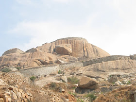Place to visit around Bangalore - Gudibande Fort