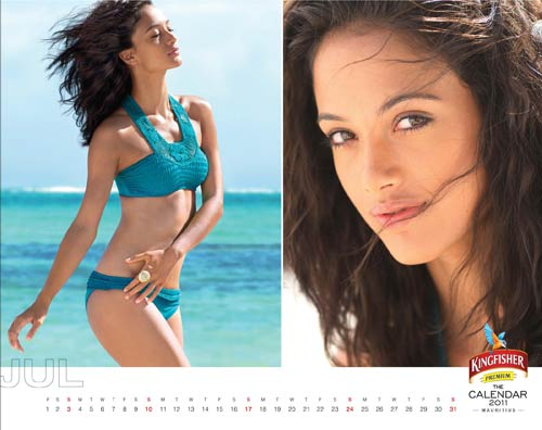 Kingfisher Bikini Calendar   HQ Photos glamour images