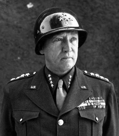 A look into the life of george smith patton