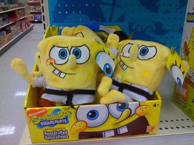 Spongebob Is Everywhere Spongebob Is Full Of Beans