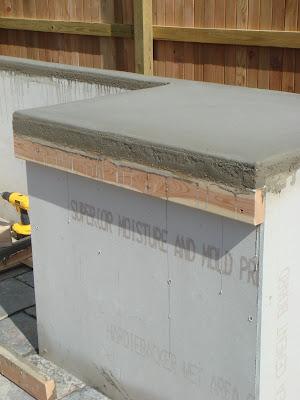 Concrete Countertop How To Kara Paslay Design