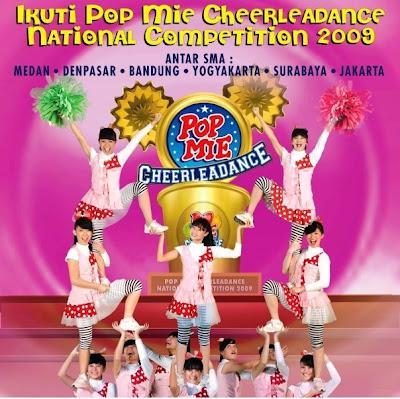 POP MIE CHEERLEADANCE 2009