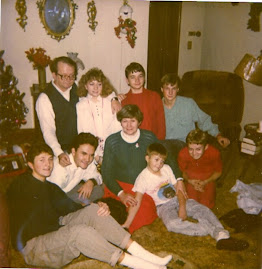 My Family - Picture taken about 1989