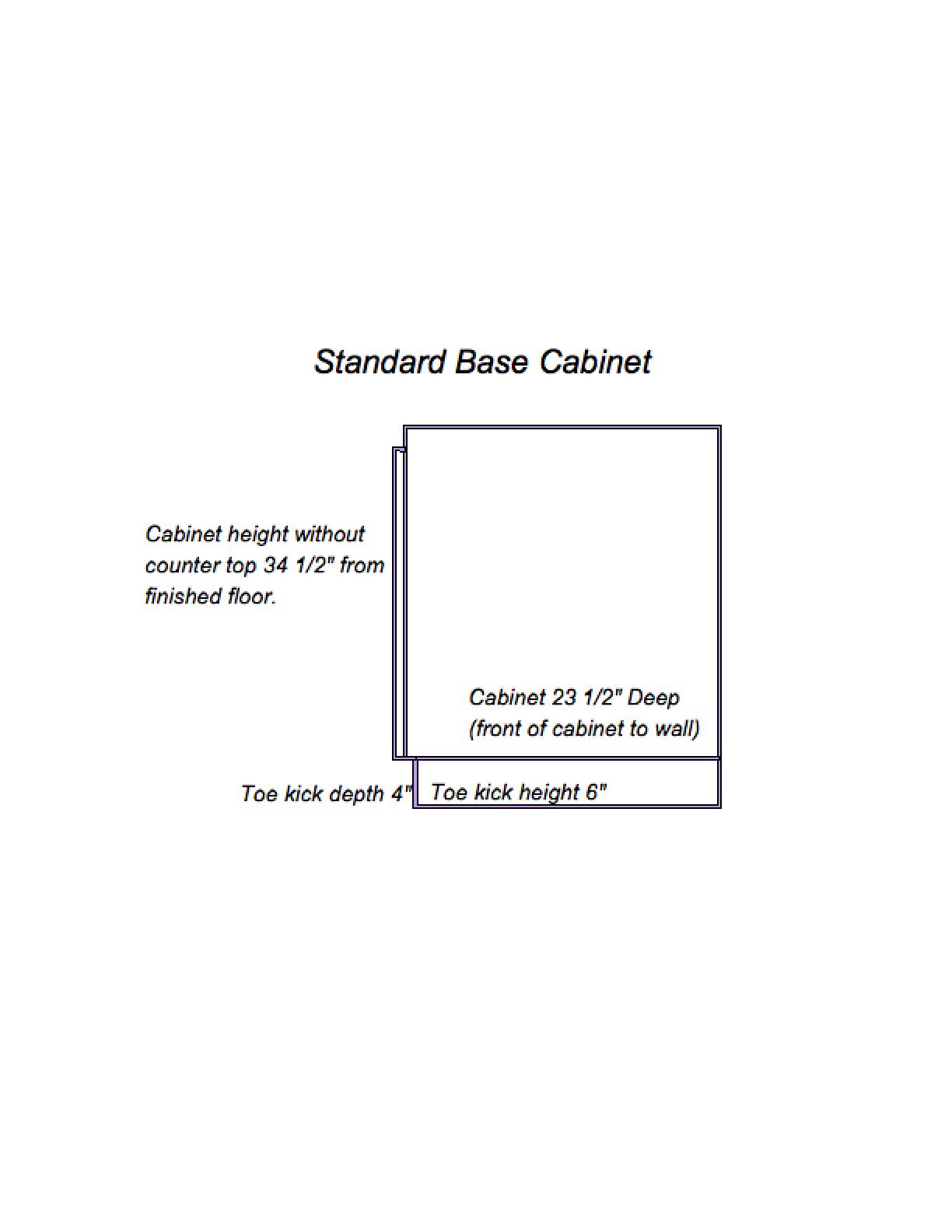 Toe Kick Depth : depth, Stimr.com:, Universal, Design-ADA, Kitchen, Cabinets