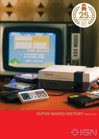 IQGamer: Review: Super Mario All Stars (Wii)