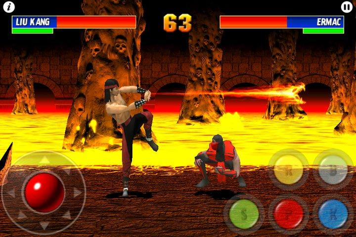 IQGamer: Ultimate Mortal Kombat 3 Gets 3D iPhone Remake