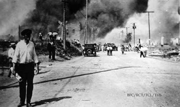 My Ford Credit >> Tulsa Gal: The 1921 Tulsa Race Riot in Pictures