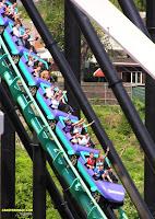 Phantom's Revenge - Kennywood - Roller Coaster