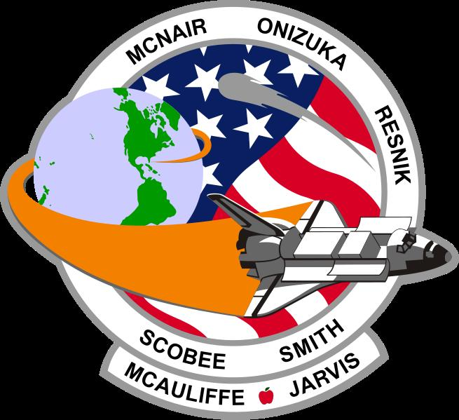 space shuttle challenger mission patch - photo #9
