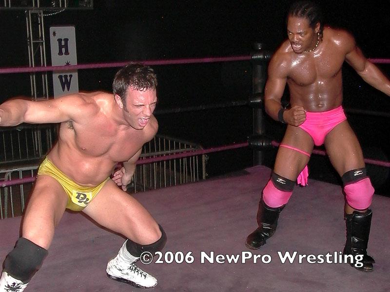 Dick Rick Wrestler 75