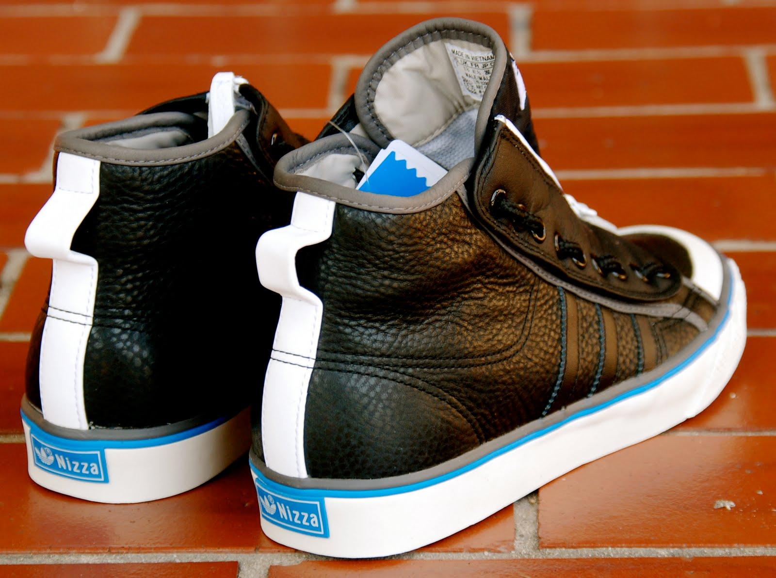 Sole Sneaker Boutique  Adidas Nizza Hi OT Tech c5ee9cf5a8c7