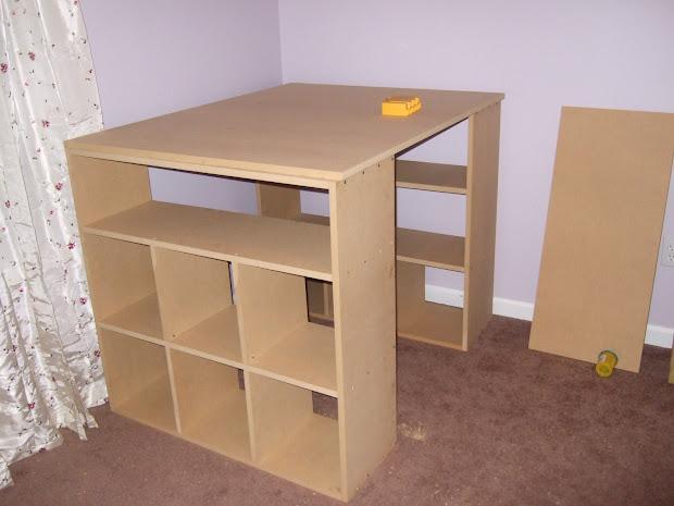 Sweet Honey Diy Craft Desk
