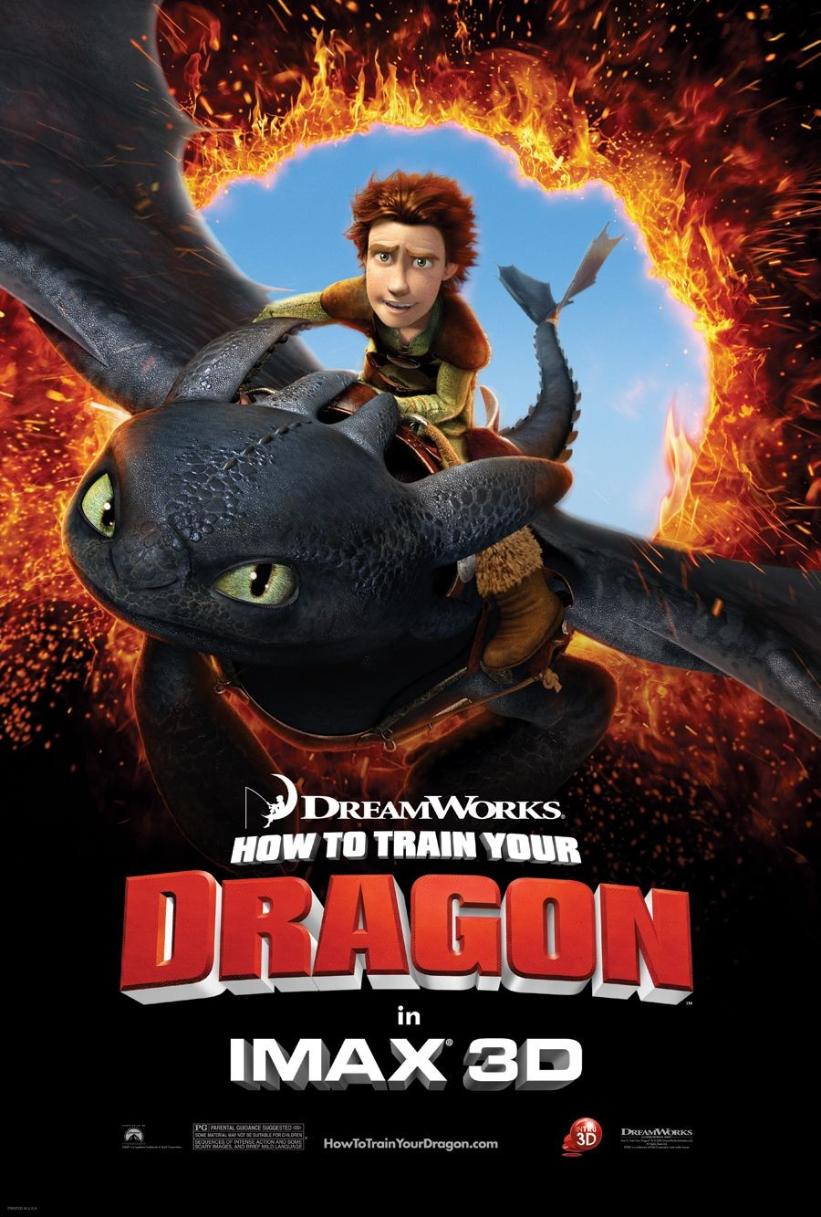 Hot To Train Your Dragon