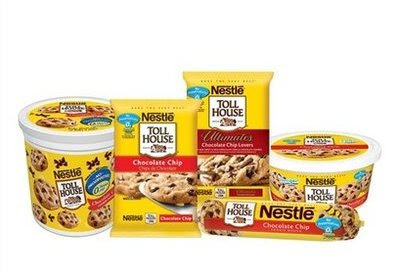 Toll House Cookie Dough Recall