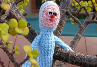 amigurumi crochet anekka handmade