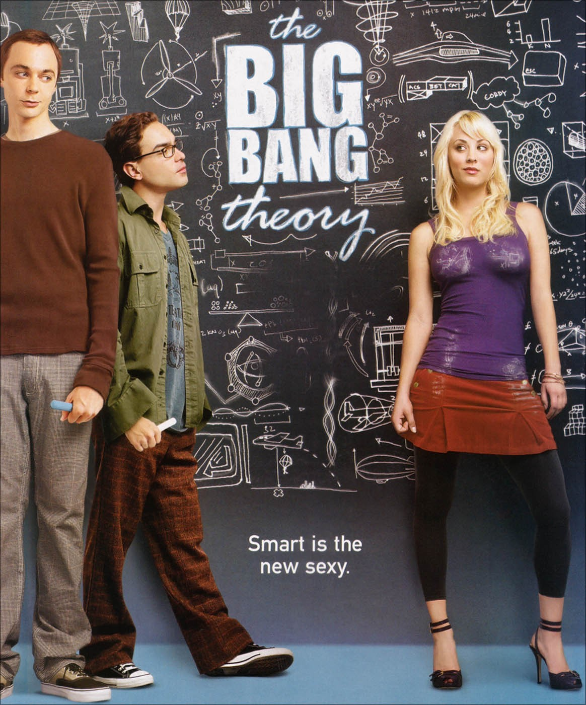 The Big Bang Theory S01 à S09
