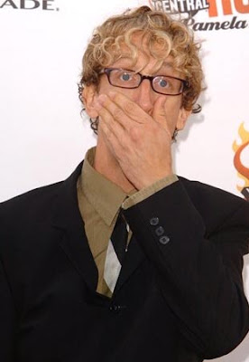 ANDY DICK ARRESTED FOR GRABBING DICK